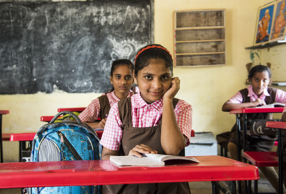 インドの教育産業