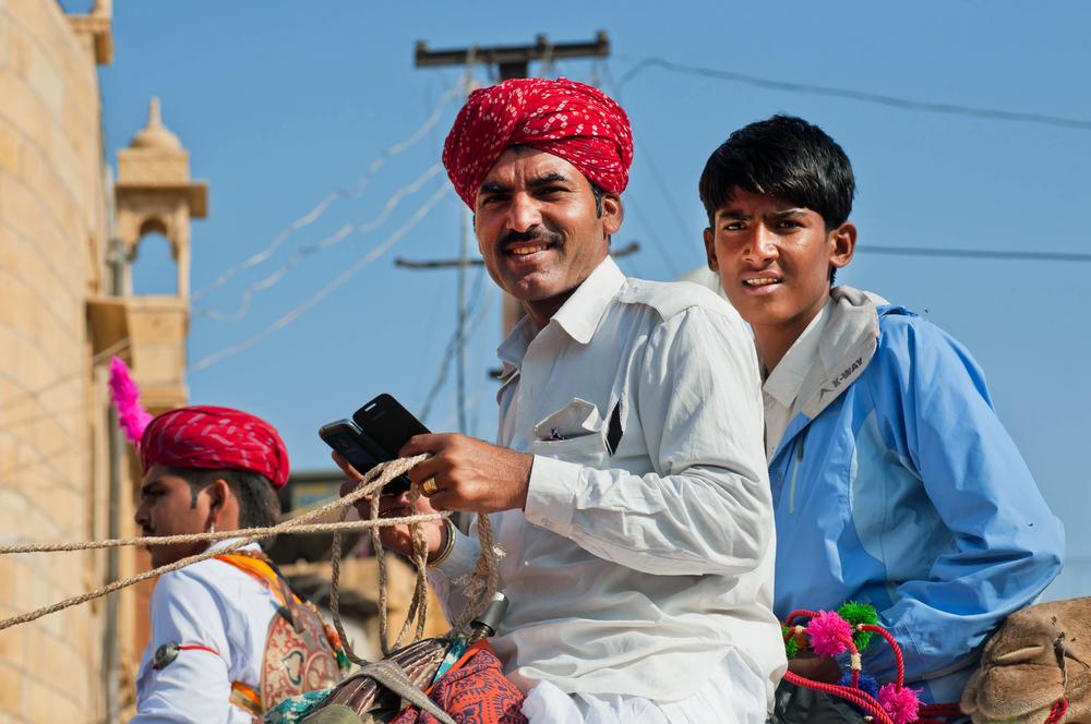 インド:コロナ禍下のデジタル・ディバイド(情報格差)
