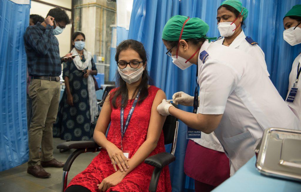 インドのコロナワクチンの配布・輸送をサポートするスタートアップ企業